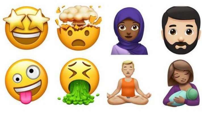 Apple, önümüzdeki yıl iOS ve macOS'a getireceği yeni emojilerin bir kısmını gözler önüne sundu