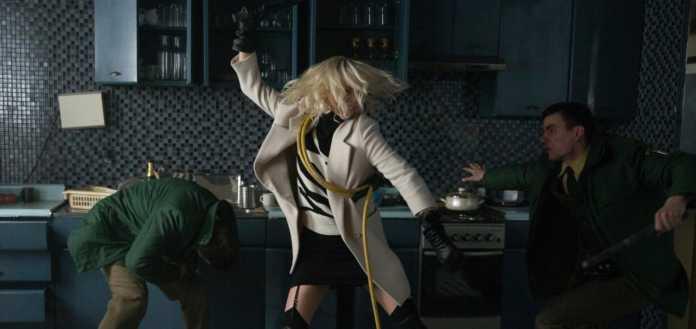 Atomic Blonde - Sarışın Bomba fragman ve film tanıtımı
