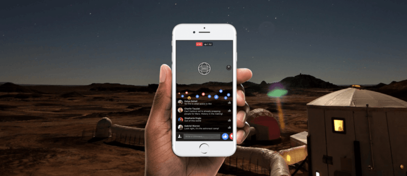 Böylece 360 video görüntülemeyi yaygınlaştırmak ve kar amacı gütmeyenlere yardımcı olmak hedefleniyor