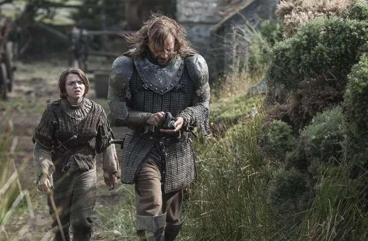 Game of Thrones'ta ki Tazı 4. sezonda yaptığı hareketlerle şu anı açıklıyor!