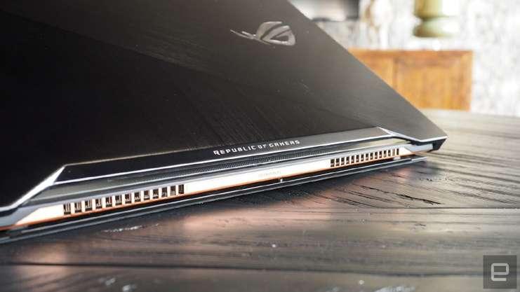 Gaming laptopları bir daha asla aynı olmayacak: ASUS ROG Zephyrus