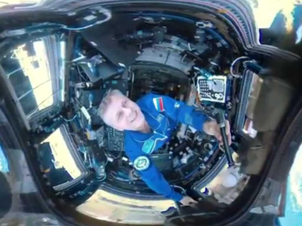 Dünyanın ilk 360 derecelik görüntüsü
