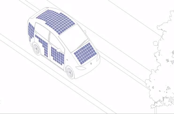 İşte herkes için gerçekten alınabilir fiyatıyla Sion elektrikli araba!