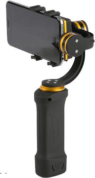 Profesyonel video çekimi nasıl yapılır - 3-axis Gimbal iphone Stabilizer