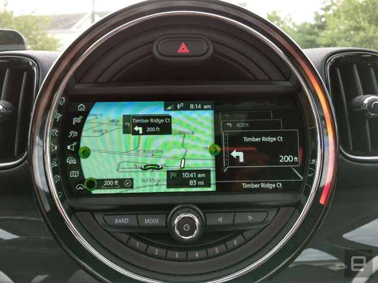 Mini Cooper'ın yeni çıkardığı Hybrid araç tanıtıma sunuldu!