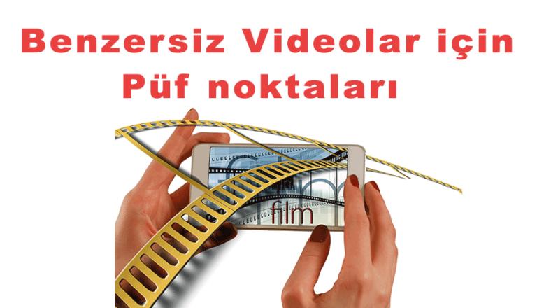 Akıllı telefonunuzla kaliteli video çekmenin püf noktaları