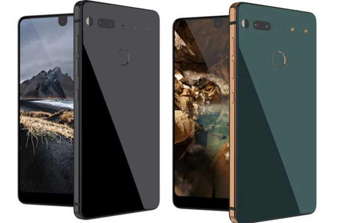 Essential Phone ne zaman piyasaya çıkacak?