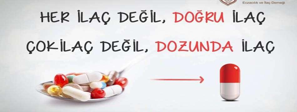 İlaç kullanım sıklığınıza dikkat ediyor musunuz?