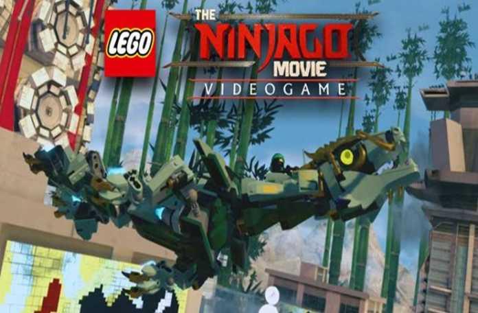 The LEGO Ninjago filminin oyunu duyuruldu