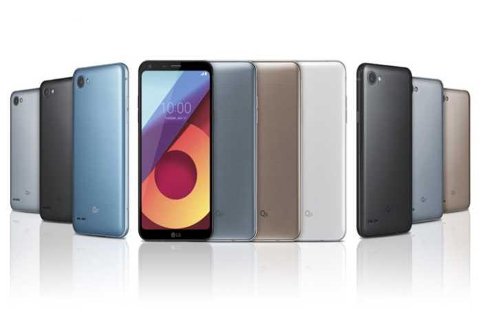 LG Q6 için bugün yeni bir video yayınlandı!