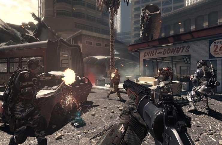 Call of Duty: Ghosts, Xbox One geriye uyumluluk sistemine eklendi