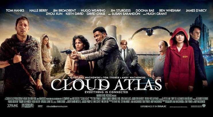 En çok izlenen filmler - Cloud Atlas