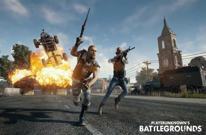 PlayerUnknown's Battlegrounds ertelendi