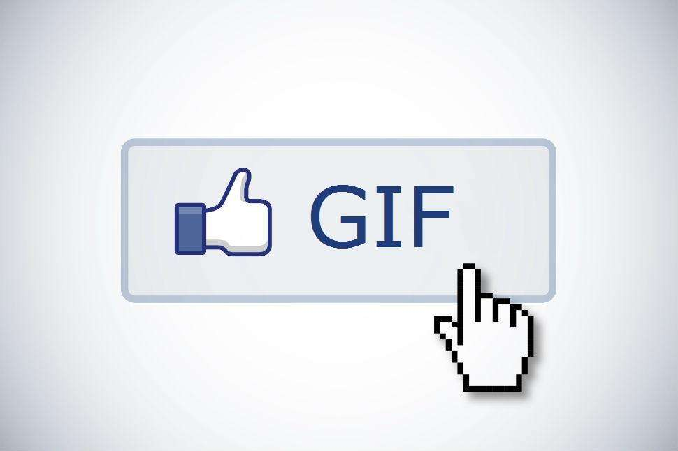 GIF düğmesi, yorumları hareketlendirecek