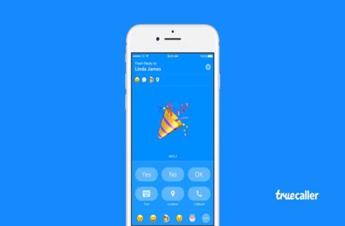 iOS için Truecaller uygulaması, Flaş Mesajlaşma ile güncellendi