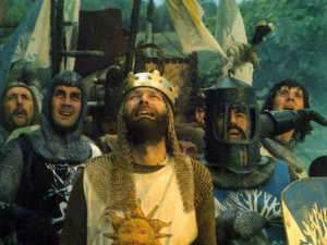 Dünyanın en komik filmi - Monty Python and the Holy Grail