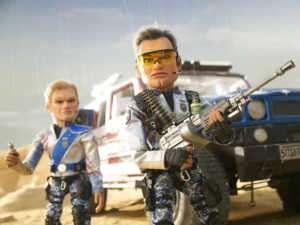 Dünyanın en komik filmi - Team America: World Police