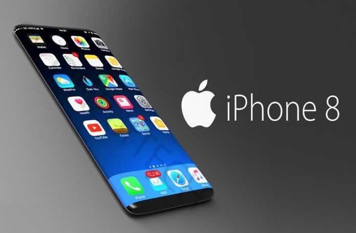 Apple, iPhone 8'de parmak izi sensörünü yerleştiremedi