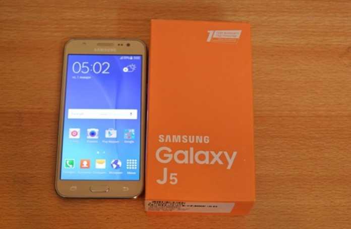 Samsung Galaxy J5'in 2017 sürümü raflardaki yerini aldı
