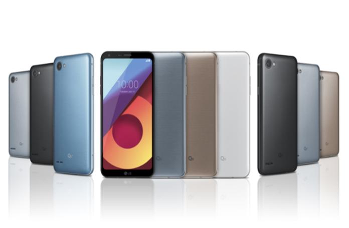 LG'nin yeni akıllı telefonu Q6 tanıtıldı