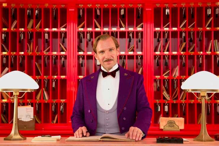 En çok izlenen filmler - The Grand Budapest Hotel