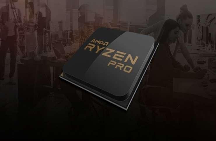 AMD Ryzen Pro işlemcileri resmi olarak duyuruldu!