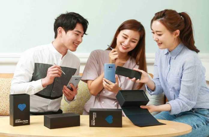 Samsung Galaxy Note Fan Edition piyasaya çıkmaya hazır