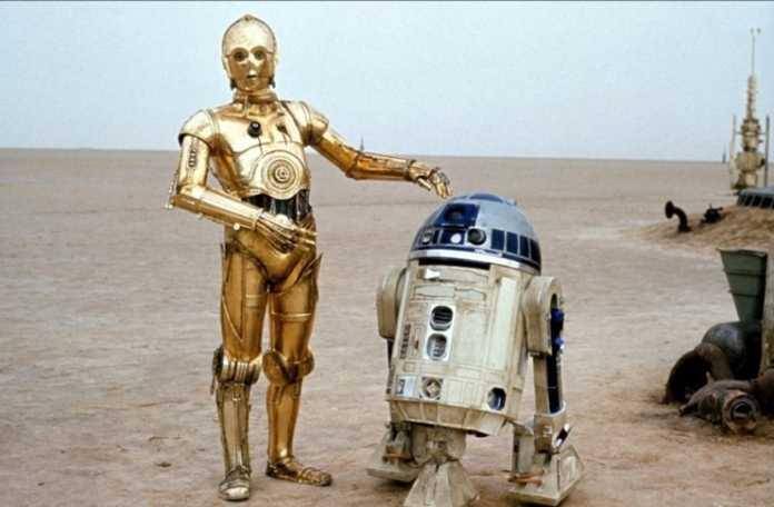 Star Wars filmlerinde kullanılan R2-D2 satıldı