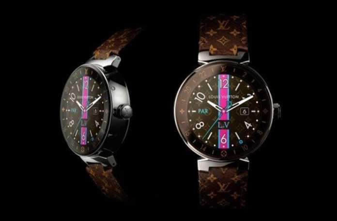 Louis Vuitton ilk akıllı saatini piyasaya sürdü!