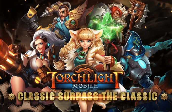 Torchlight: The Legend Continues, Google Play Store'a geliyor