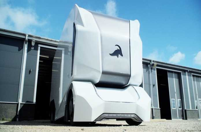 Sürücüsüz nakliye aracı T-pod , 2020 yılında hizmete başlıyor