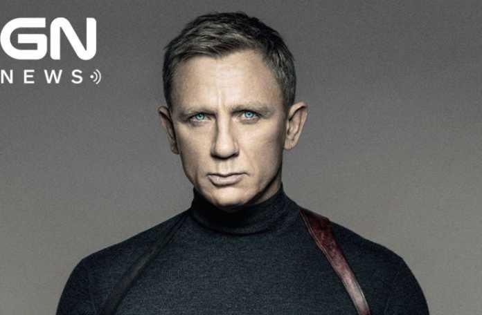 Unutulmaz aktör James Bond filmi için kolları sıvadı!