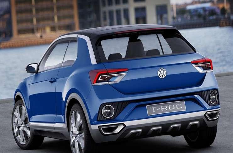 Volkswagen, T-Roc modeli için resmi tanıtım tarihini açıkladı