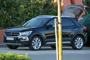 Volkswagen'in yeni otomobili T-Roc için tanıtım tarihi belirlendi