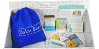 Bebek kutusu, savunma kalkanı oluşturuyor
