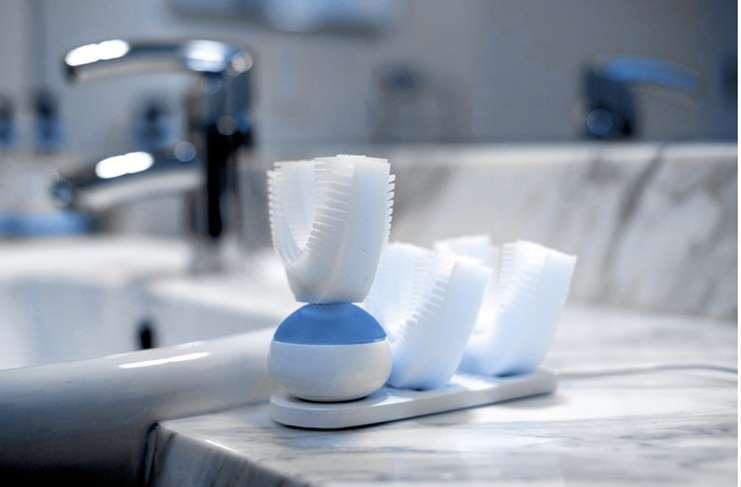 Dünyanın ilk tam otomatik diş fırçası: Amabrush