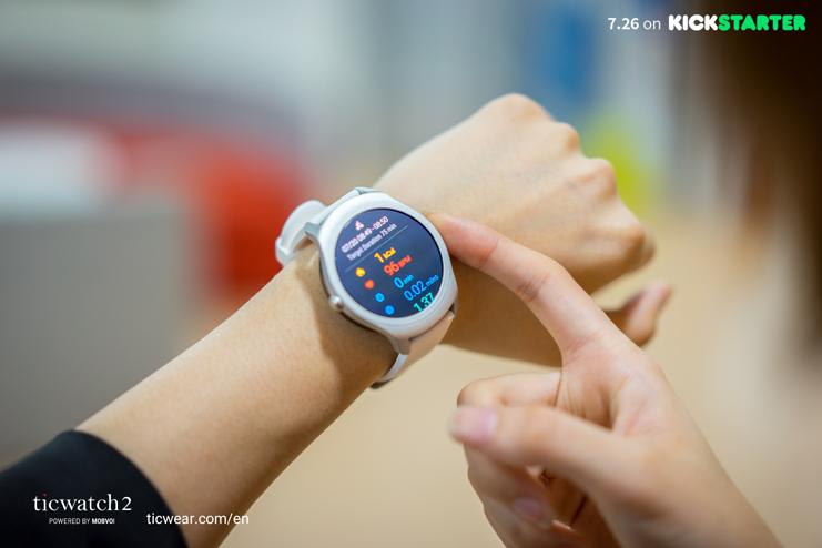 Ticwatch S & E: Üst düzey kullanış deneyimine sahip akıllı saat!